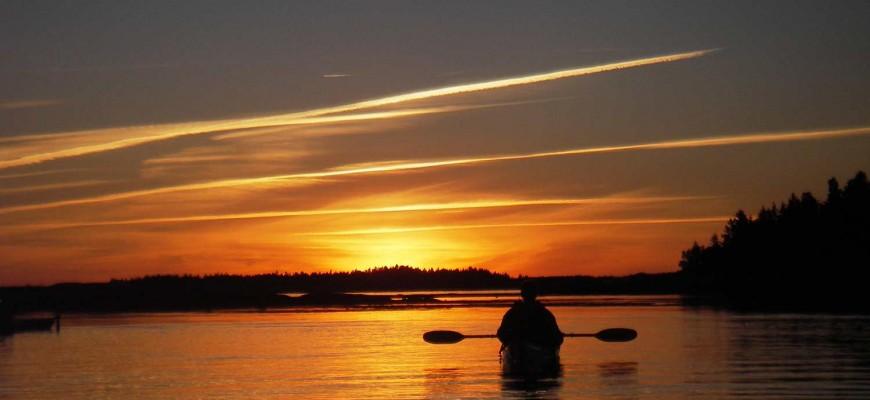 Sunset Paddles Seaspray Kayaking Tours