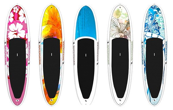 Water's Edge Paddleboards
